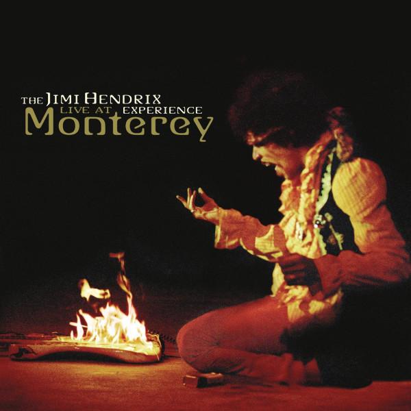 Live at Monterey (LP)