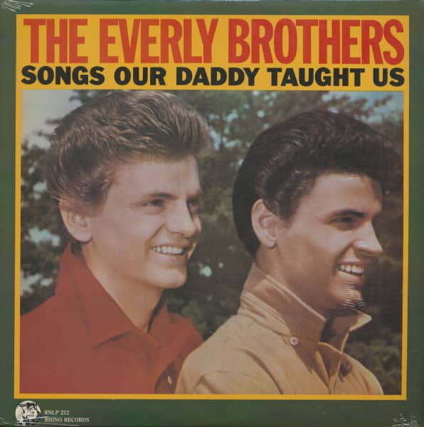 Songs Our Daddy Taught Us (LP)