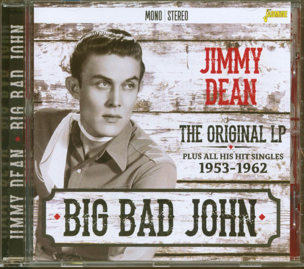 Big Bad John (CD)