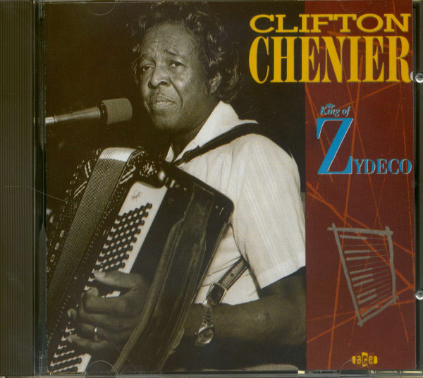 King Of Zydeco (CD)