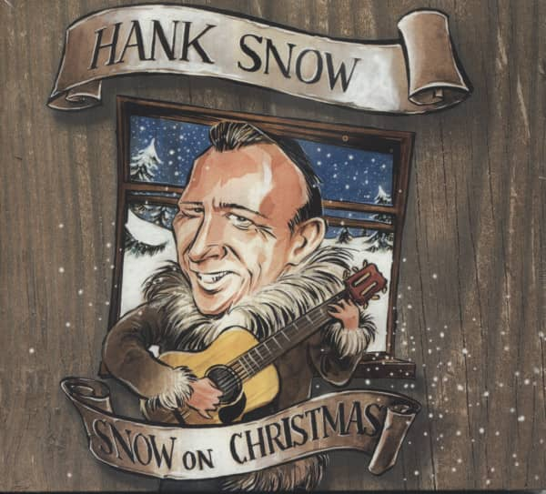 Snow On Christmas (CD)