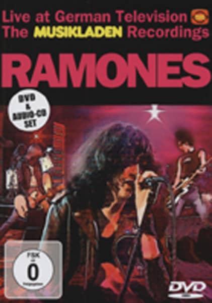 Musikladen Recordings 1978 (DVD&CD)