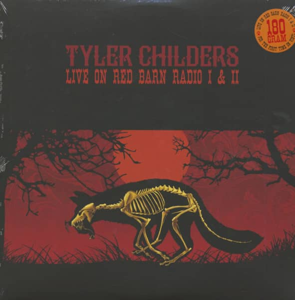 Live On Red Barn Radio I & II (LP, 180g Vinyl)