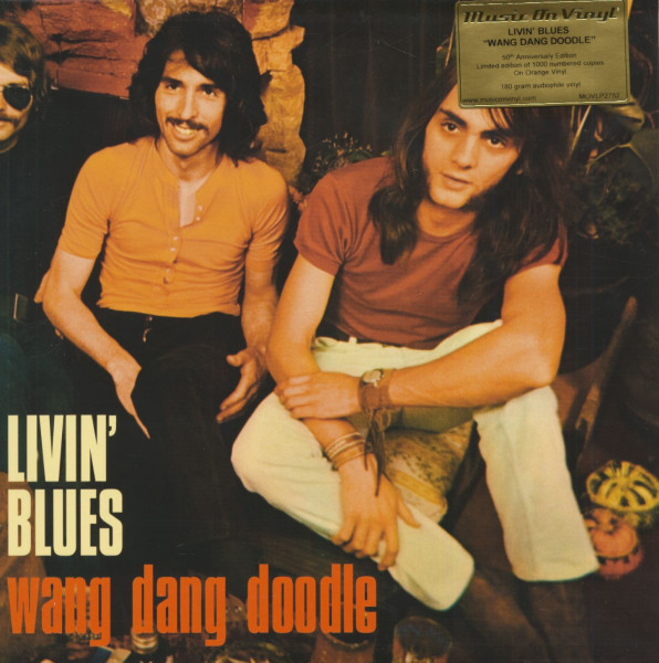 Wang Dang Doogle (LP, 180g Colored Vinyl, Ltd.)