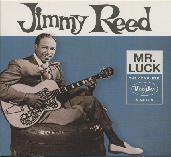 Mr. Luck - The Complete Vee-Jay Singles (3-CD)
