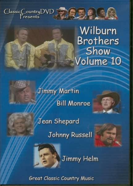 Vol.10, Wilburn Brothers Show (1972-1974)