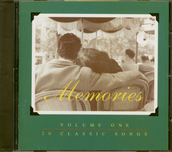 Memories Vol.1 (CD)