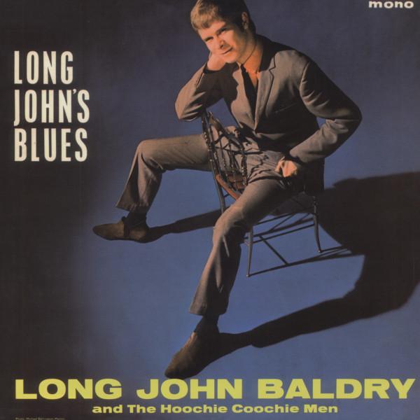 Long John's Blues (1965) Long John Baldry And The Hoochie Coochie Men