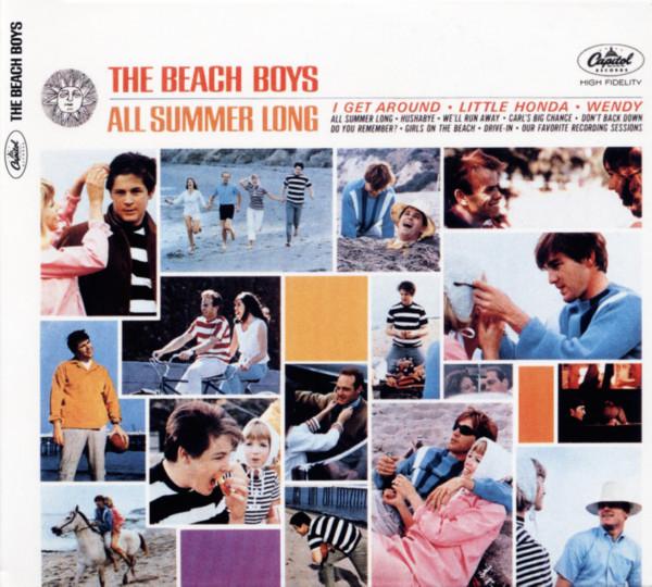 All Summer Long (Mono & Stereo) HDCD