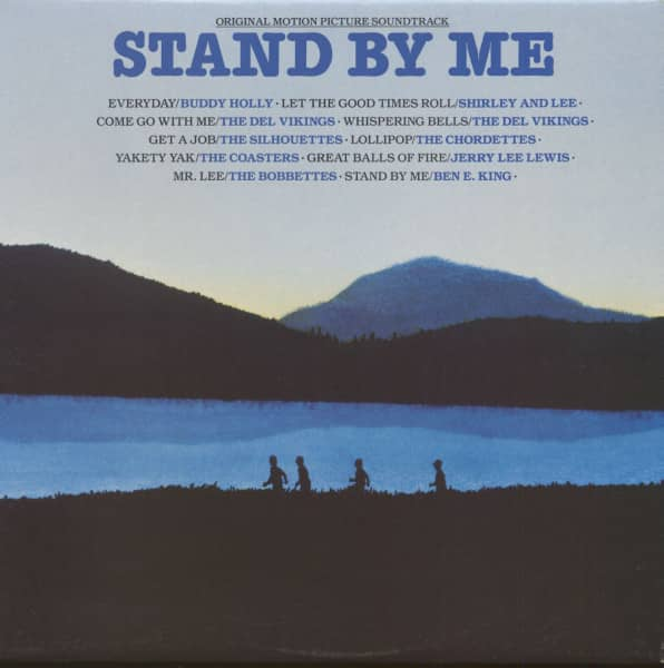 Stand By Me - Soundtrack (LP)