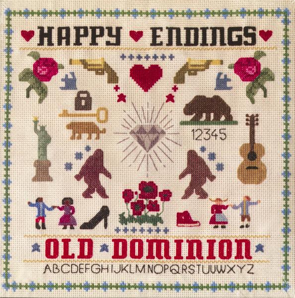 Happy Endings (LP)