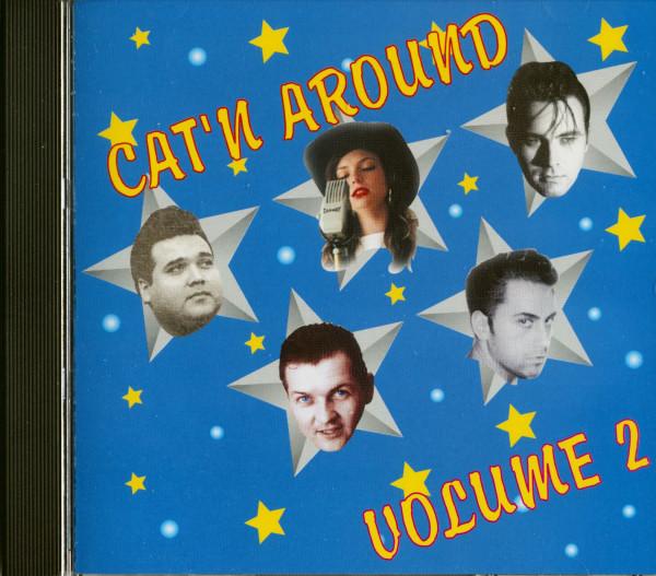 Cat'n Around Vol.2 (CD)