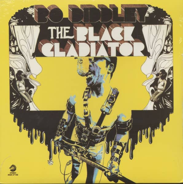 The Black Gladiator (LP)