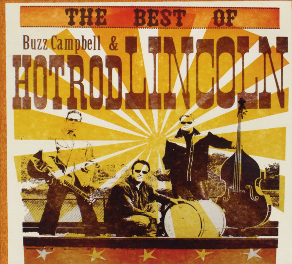 The Best Of Buzz Campbell & Hot Rod Lincoln (CD Digipak)