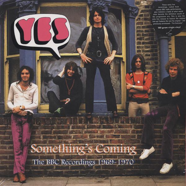 Something's Coming - BBC 1969-70 (2x180g Viny