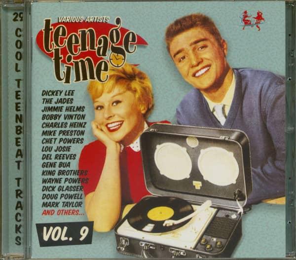 Teenage Time Vol.9 (CD)