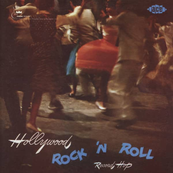 Hollywood Rock & Roll Record Hop...plus