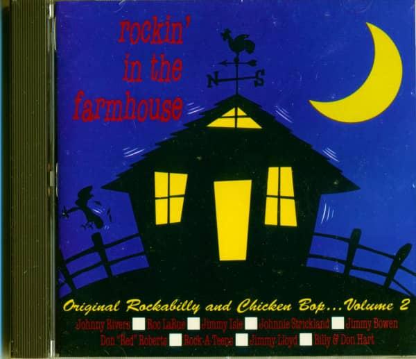Rockin' In The Farmhouse - Original Rockabilly And Chicken Bop Vol.2 (CD)