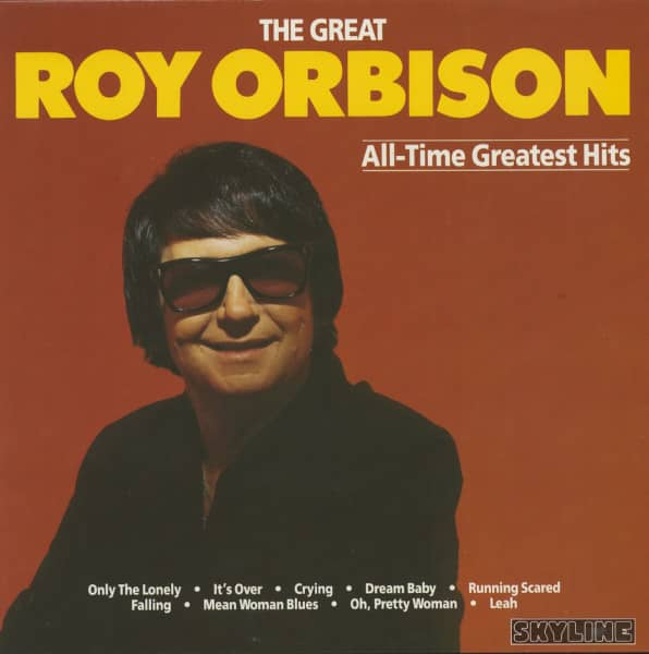 The Great Roy Orbison - All-Time Greatest Hits (LP)