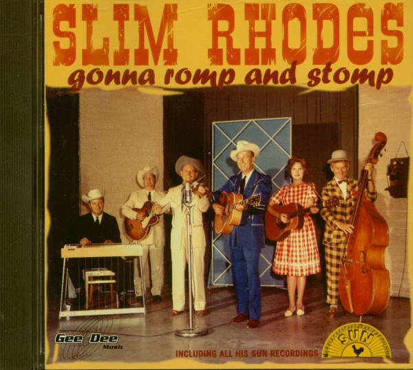 Gonna Romp And Stomp (CD)