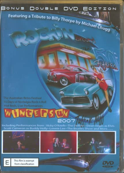 Rock'n'Roll At Wintersun 2007 (2-DVD)