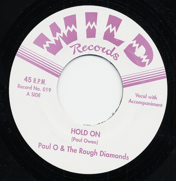 Hold On - Swinging Time On Planet 9 7inch, 45rpm, CS