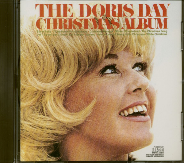 The Doris Day Christmas Album (CD)