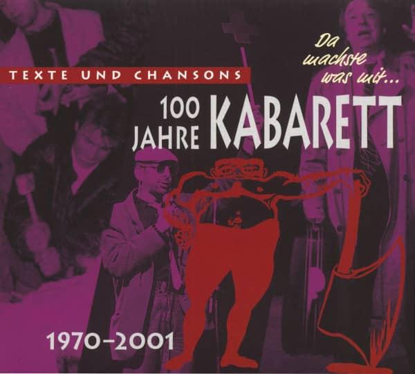 100 Jahre Kabarett Teil 4 (3-CD)
