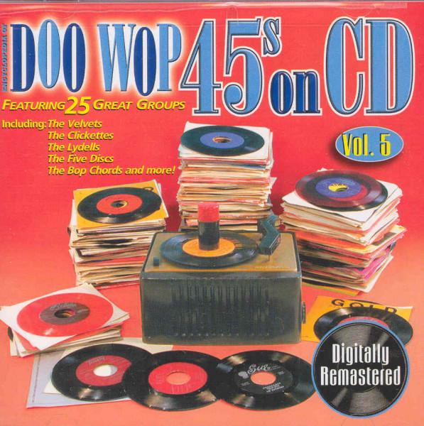 Vol.5, Doo Wop 45s On CD