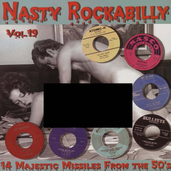 Nasty Rockabilly Vol.19 (Vinyl LP)