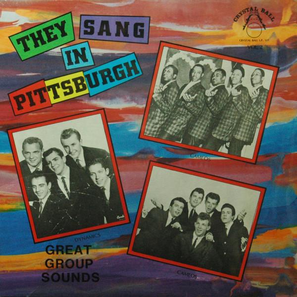 They Sang In Pittsburgh Vol.2 (Vinyl-LP)