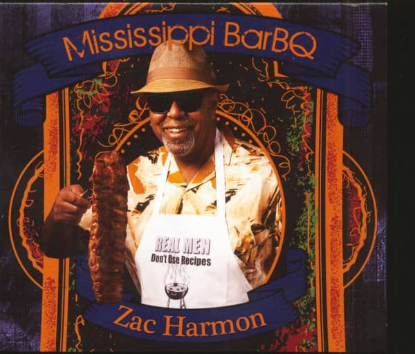 Mississippi BarBQ (CD)