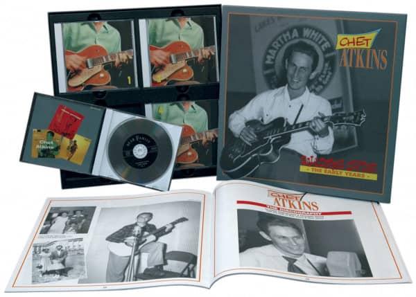 Gallopin' Guitar (4-CD)