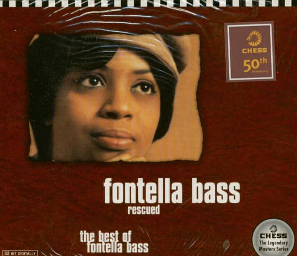 Rescued - The Best Of Fontella Bass (CD)