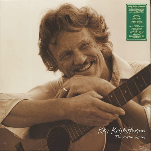The Austin Sessions (LP, 180g Vinyl)