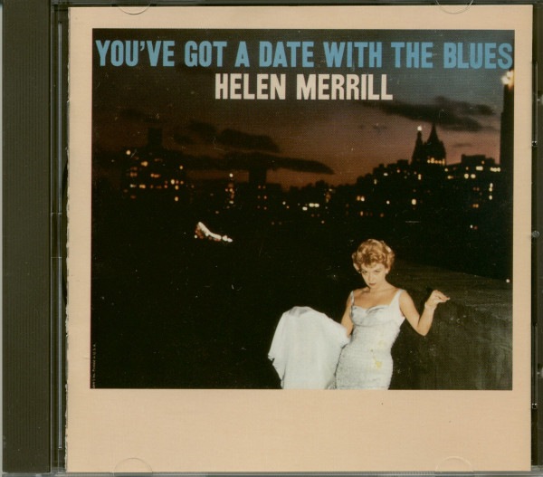 You've Got A Date With The Blues (CD)