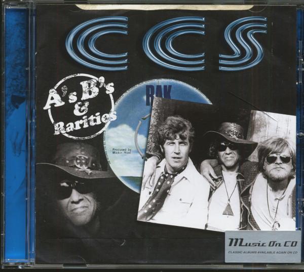 A's, B's & Rarities (CD)
