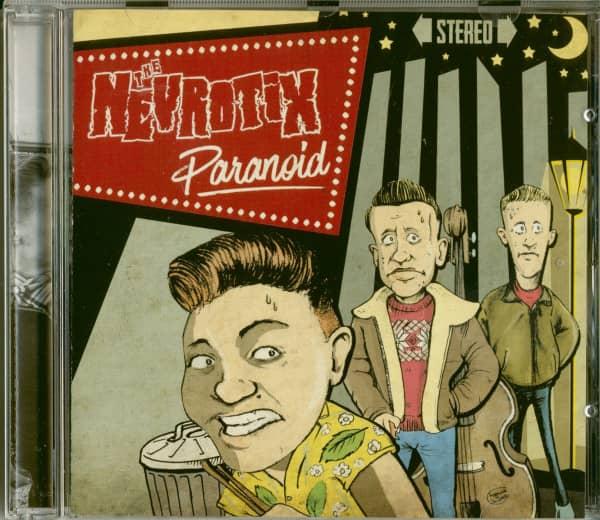 Paranoid (CD Album)