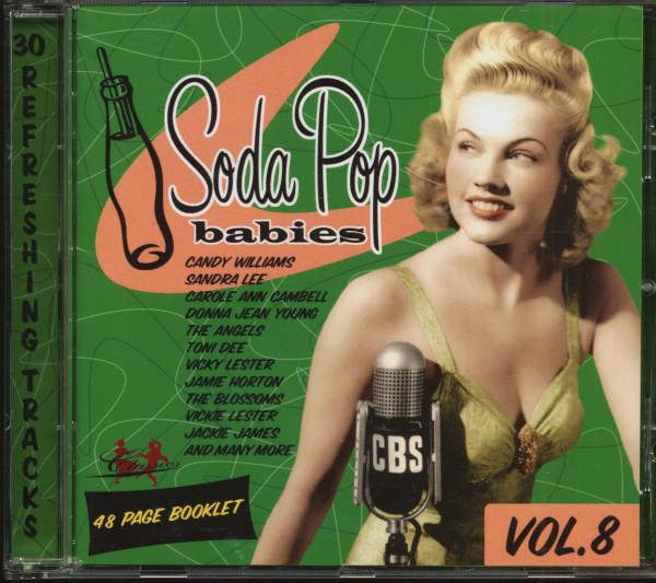 Soda Pop Babies Vol.8 (CD)