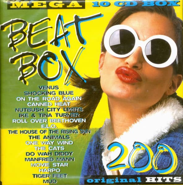 Mega Beat Box (10-CD)