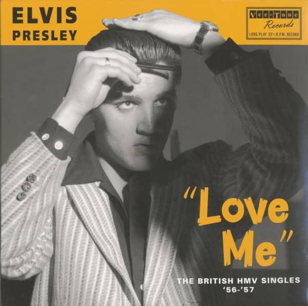 Love Me - The British HMV Singles '56-'57 (180g Vinyl)