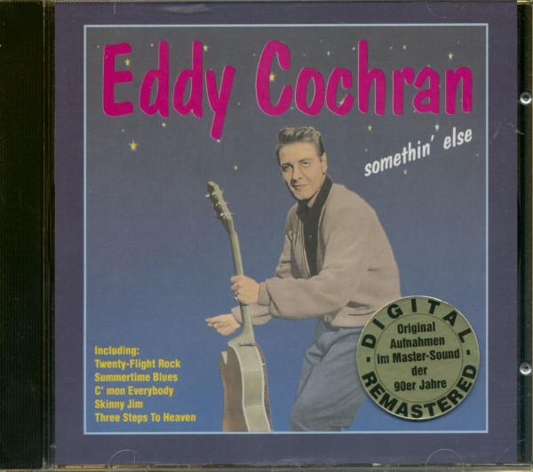 Somethin' Else (CD)