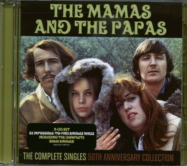 The Complete Singles - 50th Anniversary Collection (2-CD)