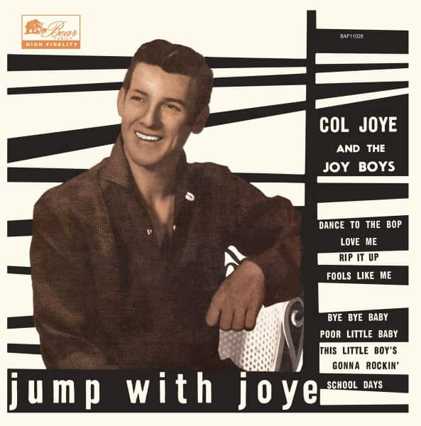 Jump With Joye (LP, 10inch, Ltd.)