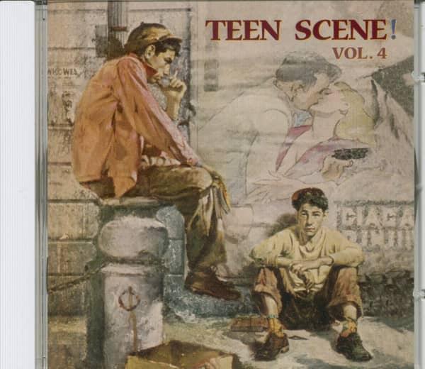 Vol.4, Teen Scene
