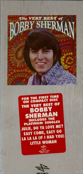 The Very Best Of Bobby Sherman (CD)