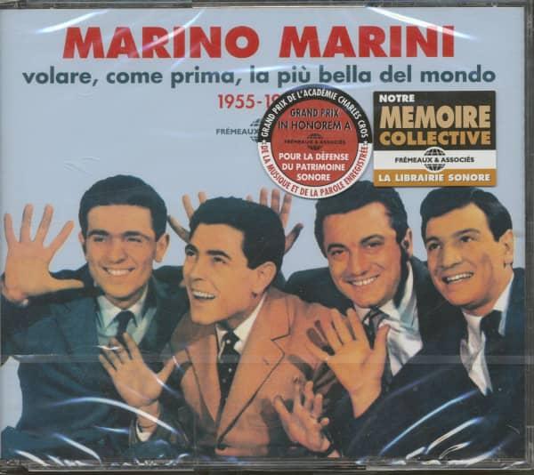 Marino Marini 1955 - 1962 (3-CD)