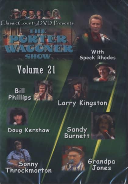 Vol.21, Porter Wagoner Show