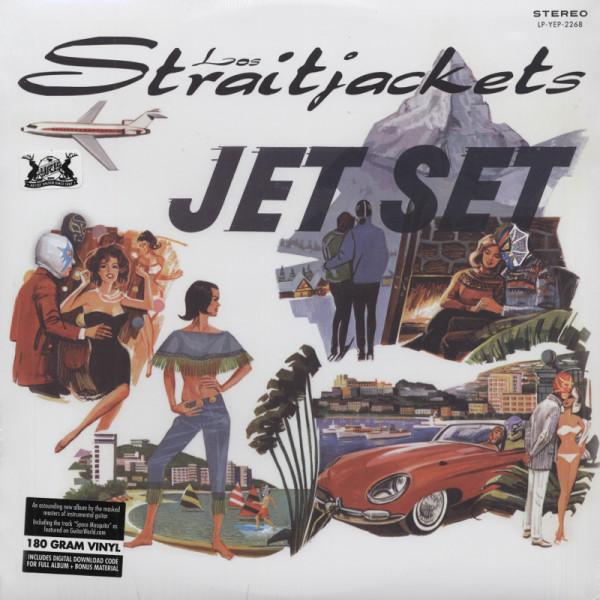 Jet Set - 180g Vinyl (&Album Download...plus)
