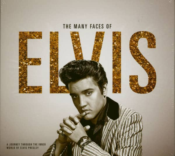 The Many Faces Of Elvis (3-CD)
